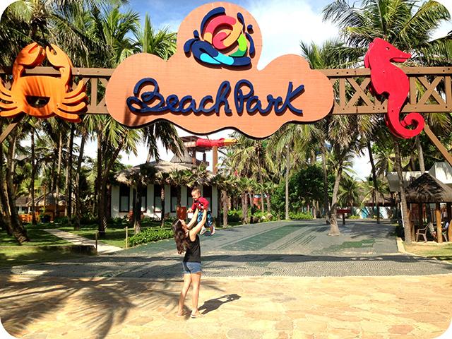 Dica de Viagem : Beach Park - A Onda Agora é Ser Feliz