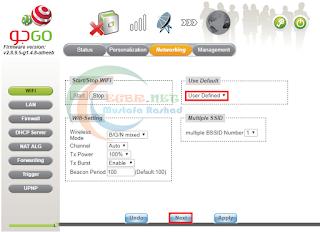 شرح بالصور طريقة استخدام راوتر جو go اكسز بوينت
