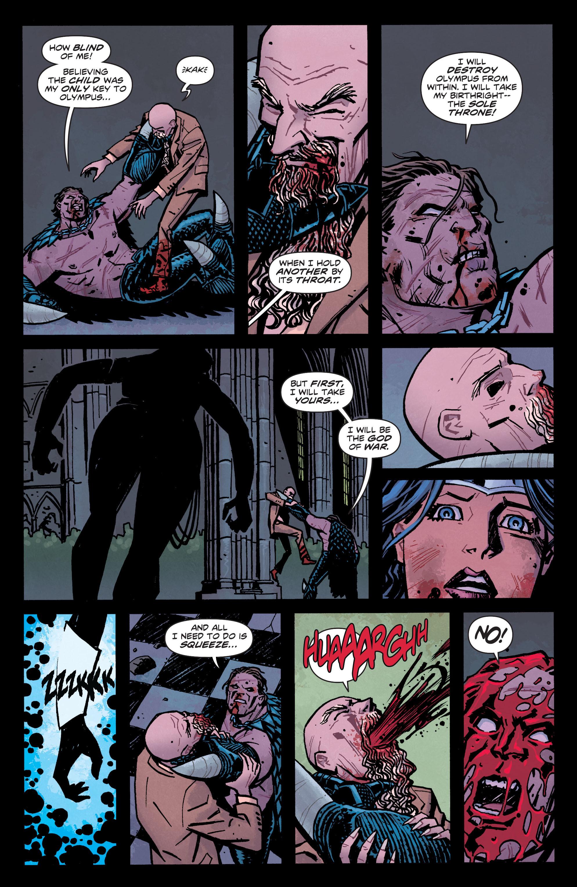 Read online Wonder Woman (2011) comic -  Issue #23 - 16