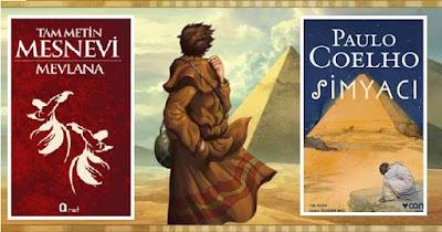 Paulo Coelho, Simyacı, mesnevi,