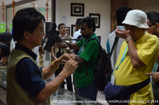 Gaharu Tea Farm - Hoga - Homestay Gopeng, Ipoh, Perak - Vmy2014