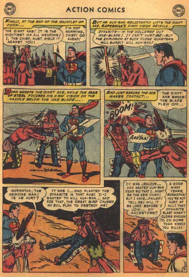 Action Comics (1938) 200 Page 10