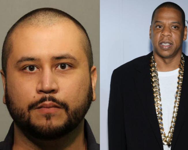 George Zimmerman threatens violence against Jay-Z over Trayvon Martin documentary