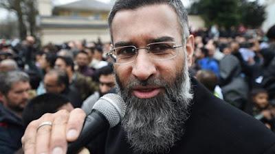 Radical preacher Anjem Choudary