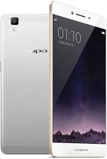 Spesifikasi Oppo R9