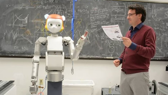 Top Eight Robots That Have Made Human Life Easier
