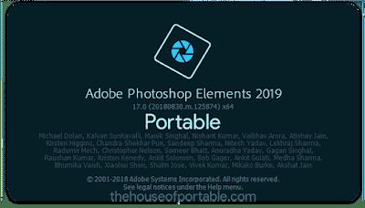 Phtoshop Elements CC 2019