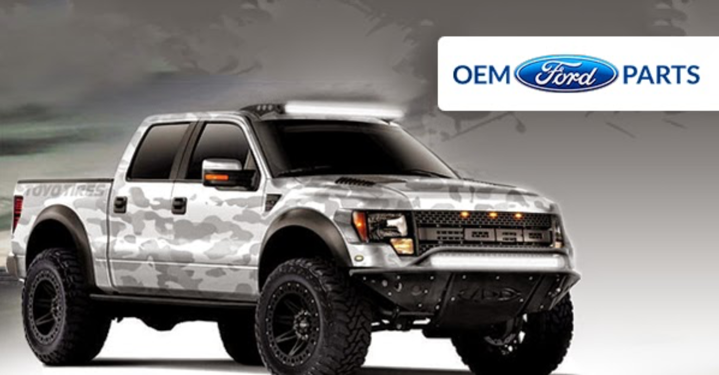 Oem ford f 150 parts