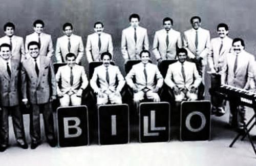 Billo's Caracas Boys - Tren De Seis