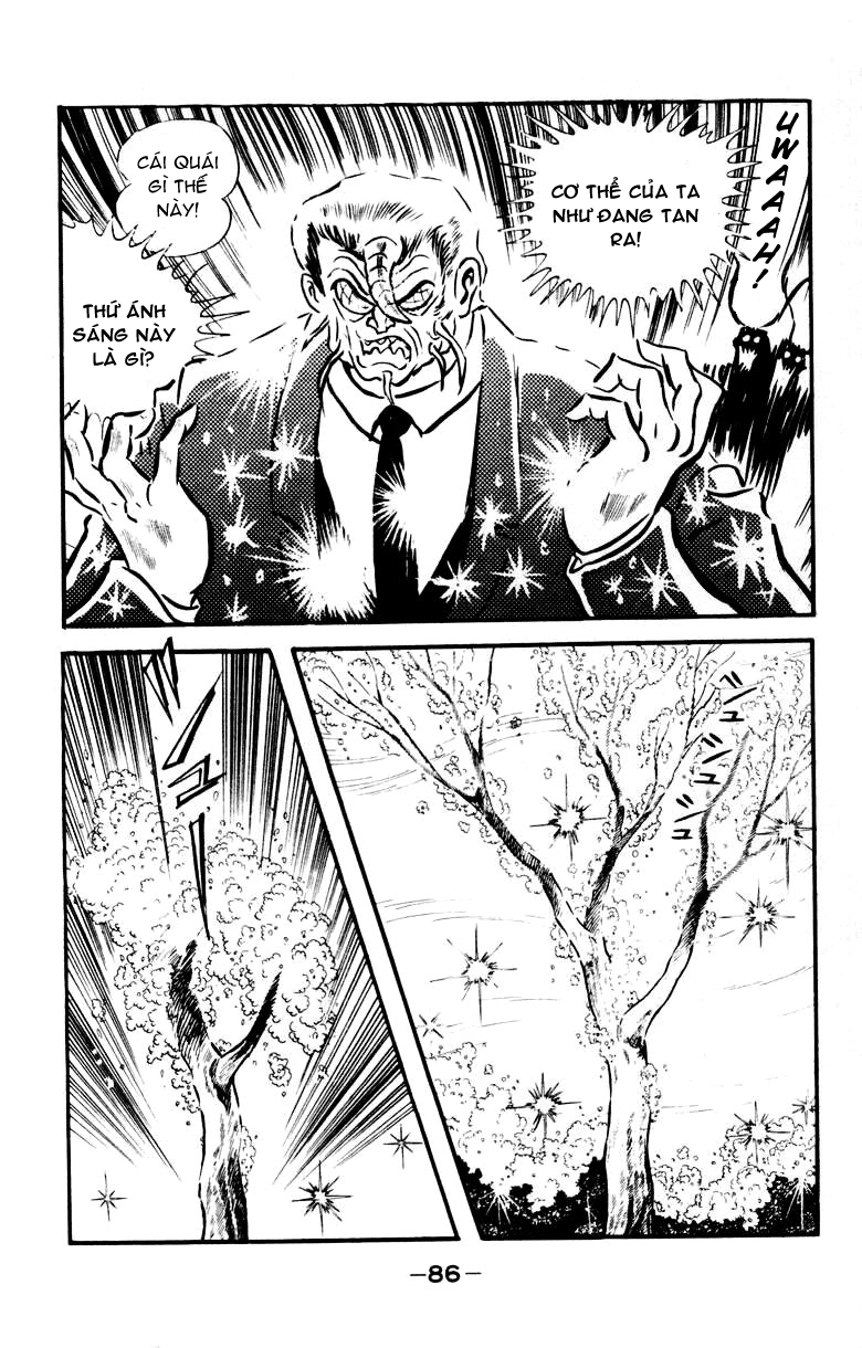 DevilMan chapter 19 trang 1