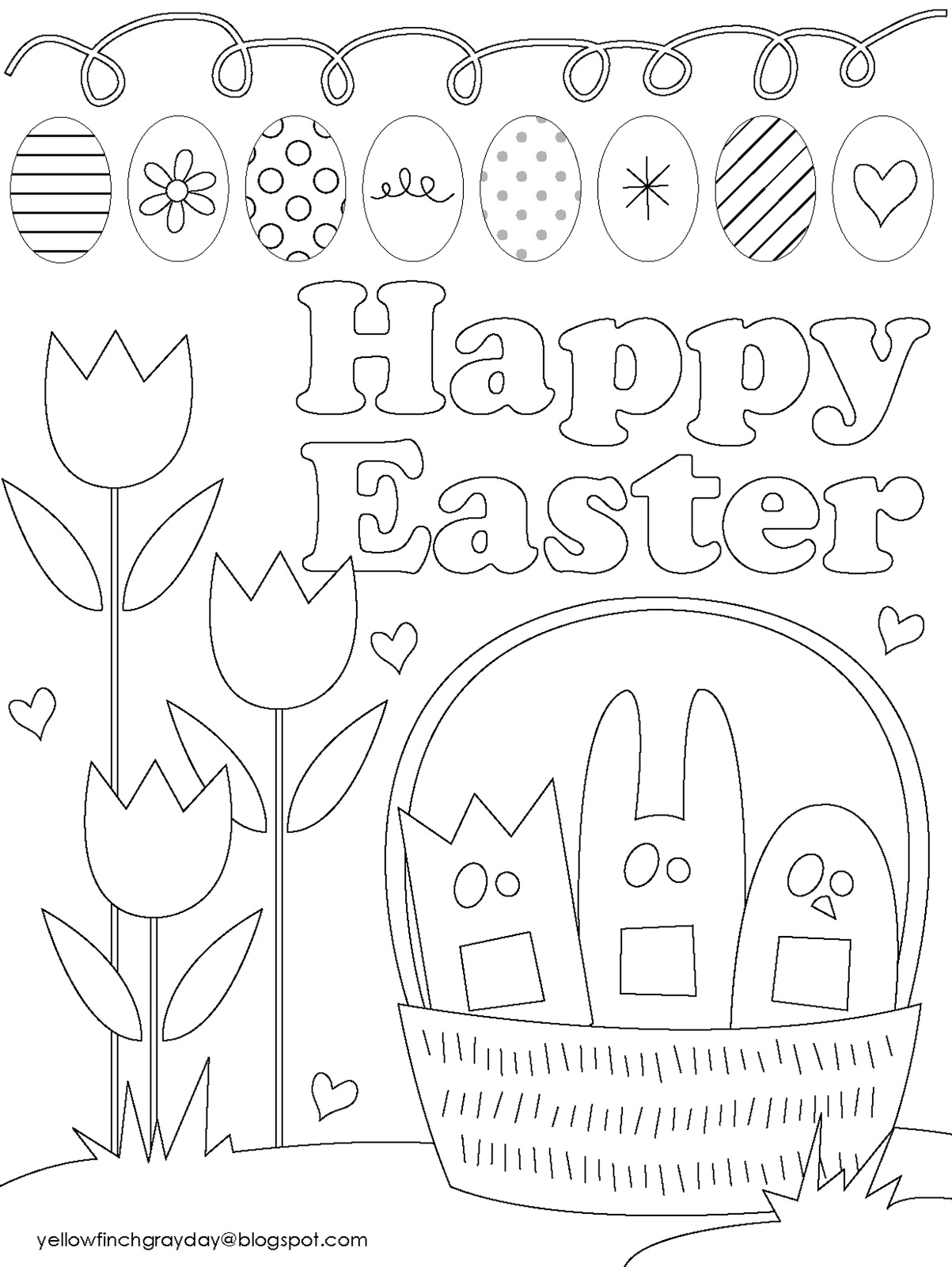 Mcbrides On The Go Easter Coloring Sheets Are Ready