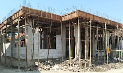 Dua Periode Menjabat Kepala Desa, Dua Kali Renovasi Kantor Desa