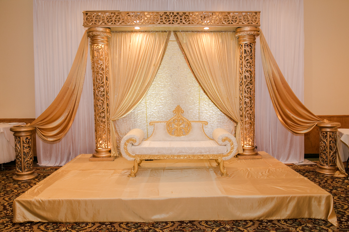 The Mandap