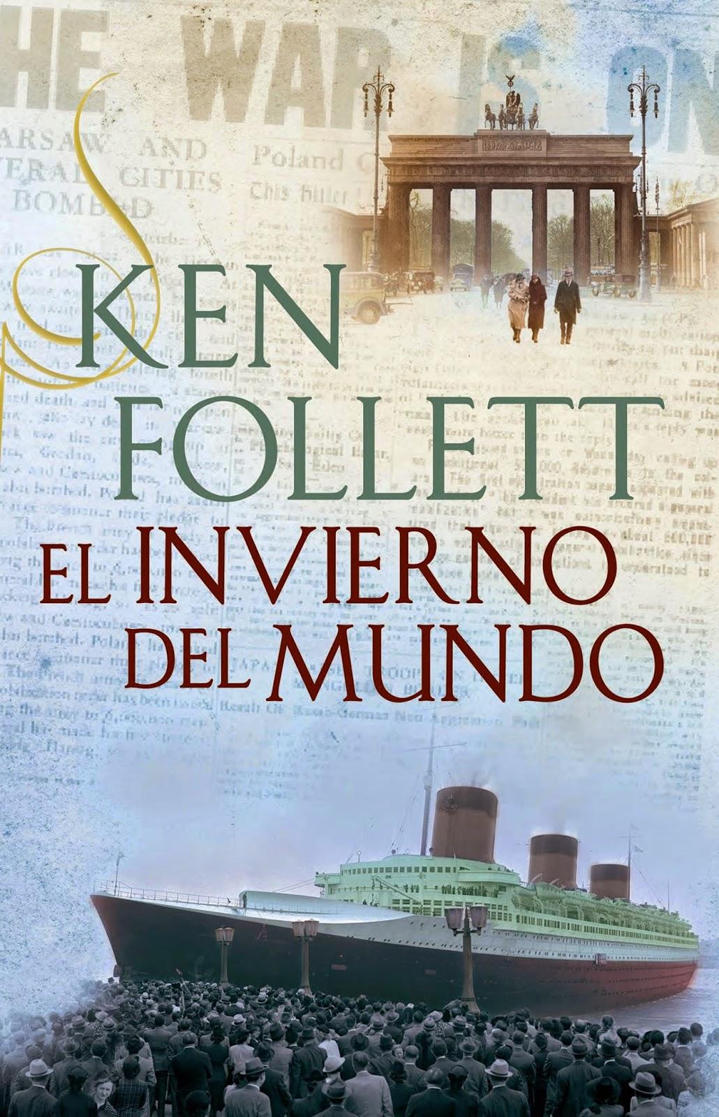 The Century II: El Invierno Del Mundo, de Ken Follett