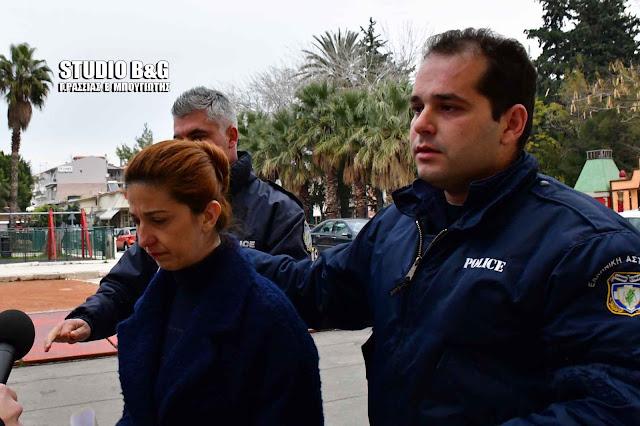 Για τις 22 Φεβρουαρίου αναβλήθηκε η εκδίκαση της υπόθεσης της χήρας του καπετάνιου Θανάση Λάμπρου (βίντεο)