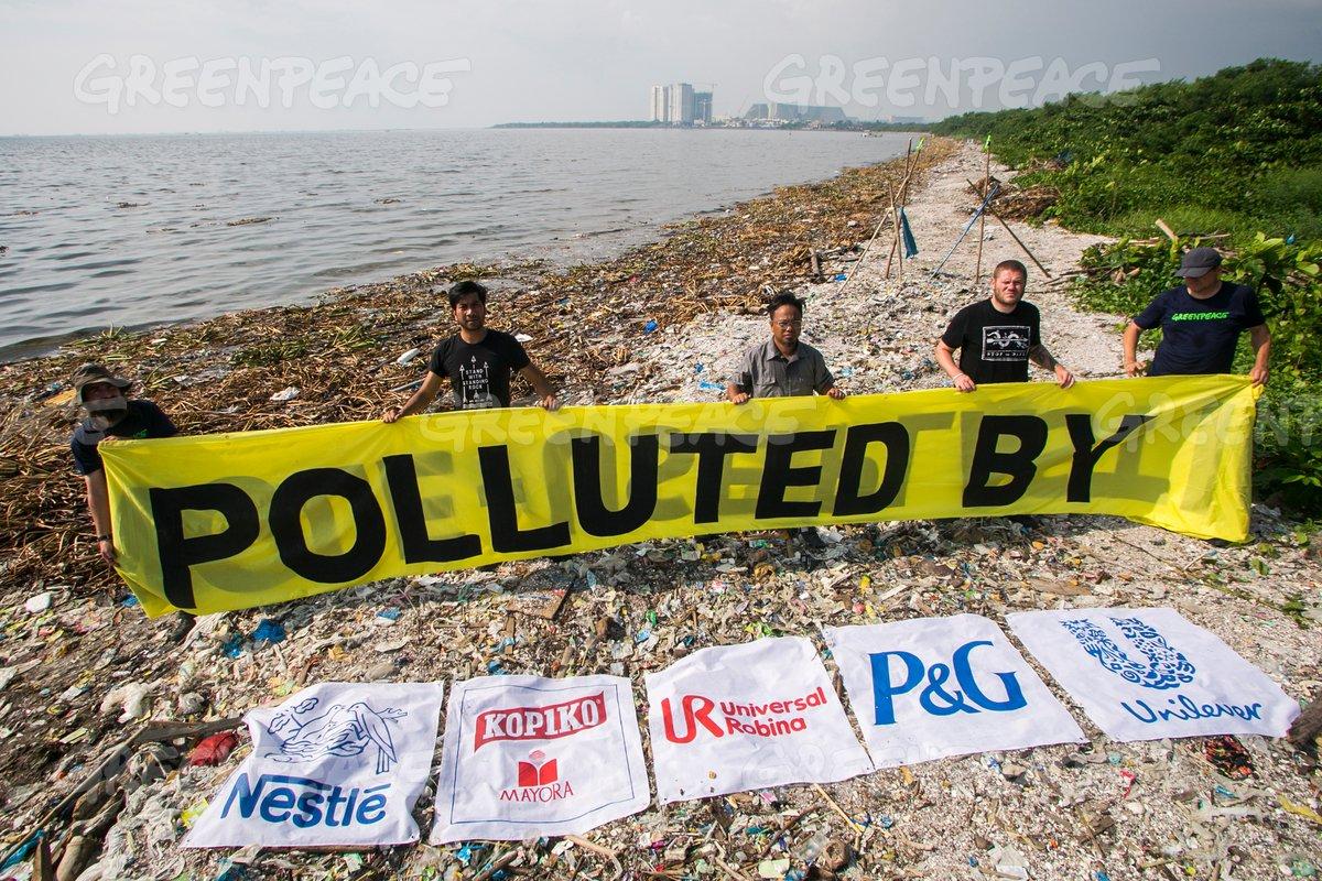 Desktop Activist Tucson : Tell Nestle: Solve your single-use plastic