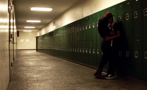 High school boy girl relationship dating