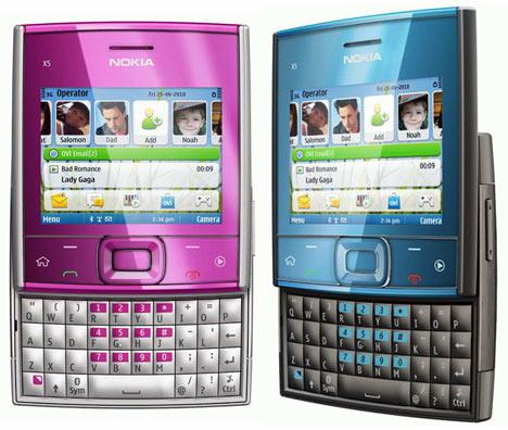 Harga Hp Terbaru: Harga Hp Nokia X5-0