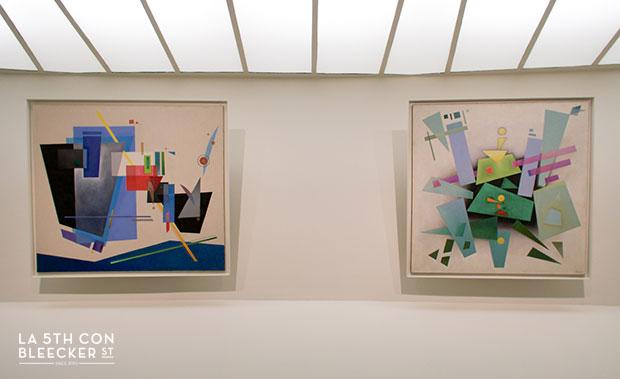 Museo de arte Guggenheim Nueva York obras