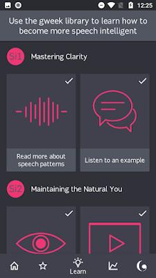 تحسين جودة التواصل و الحديث و تسجيل الصوت