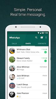 WhatsApp Messenger v2.18.201 Apk [Latest]