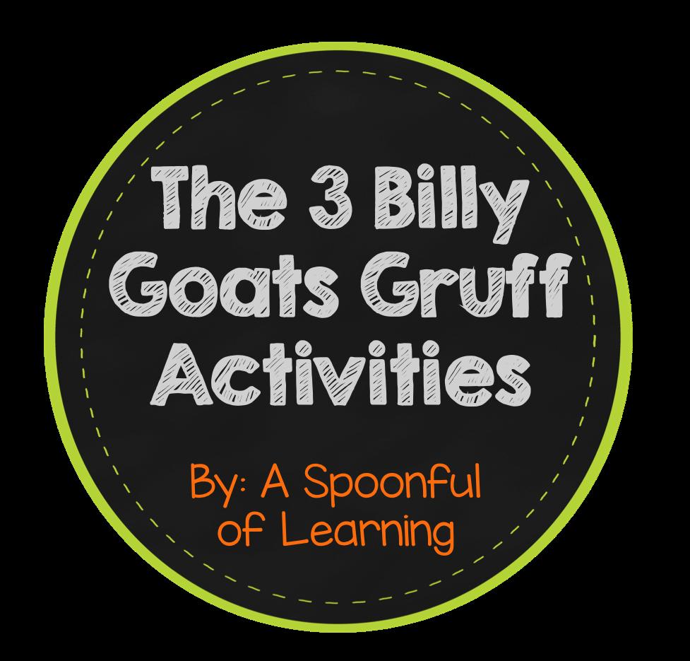 Three Billy Goats Gruff, 5 Little Ducks, and FREEBIES!