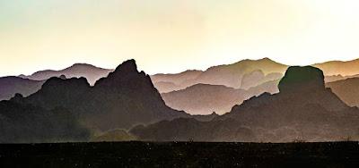 The Southwestern Sojourn - Day 32 Travel Day to Tonopah, AZ