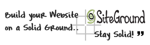 SiteGround - Web Hosting Services Crafted with Care!