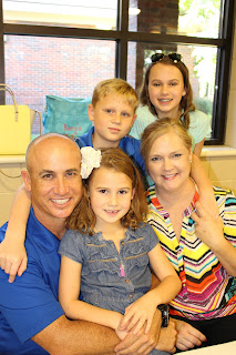 Montgomery Catholic Welcomes New Families to Campus 1