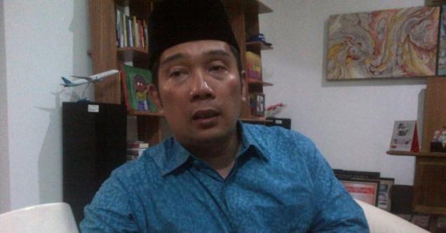 Ridwan Kamil: Saya Tidak Khianat...