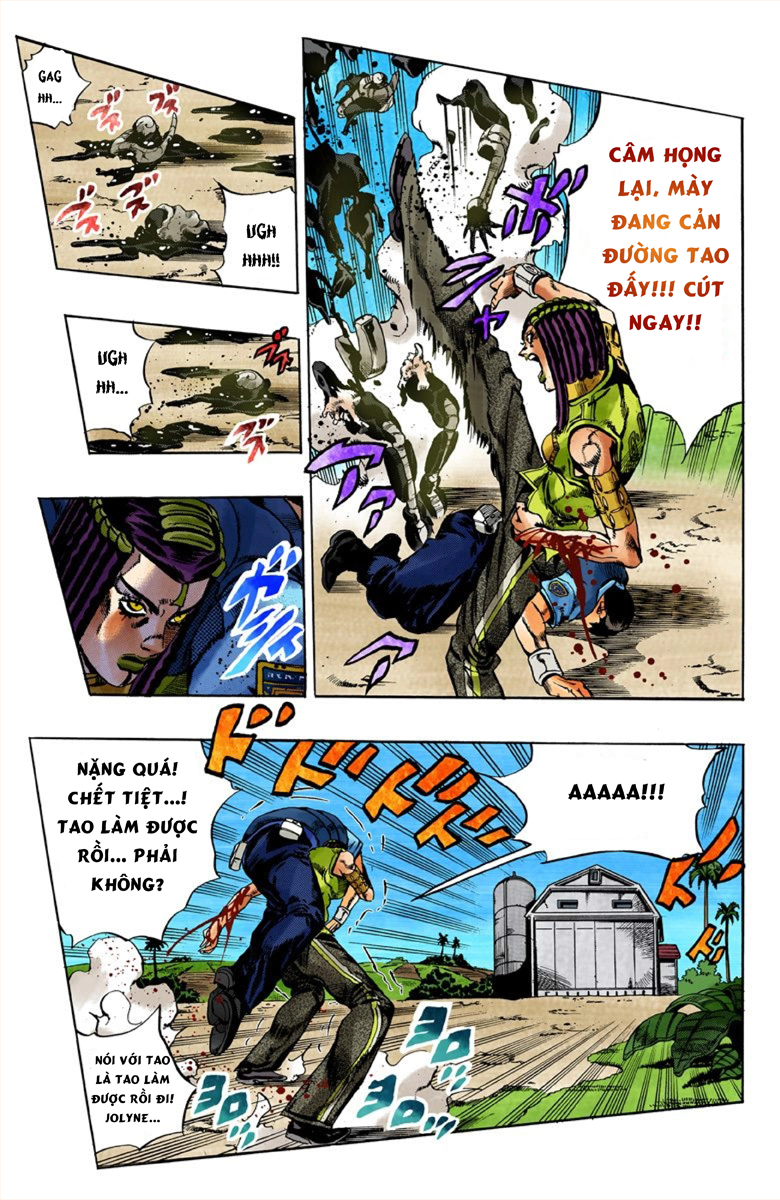 JoJo's Bizarre Adventure Chap 626 - Trang 18