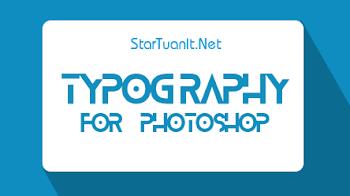 Share Bộ Typography Đẹp Của MRD
