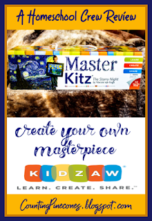 #hsreviews #art #homeschoolart #masterkitz