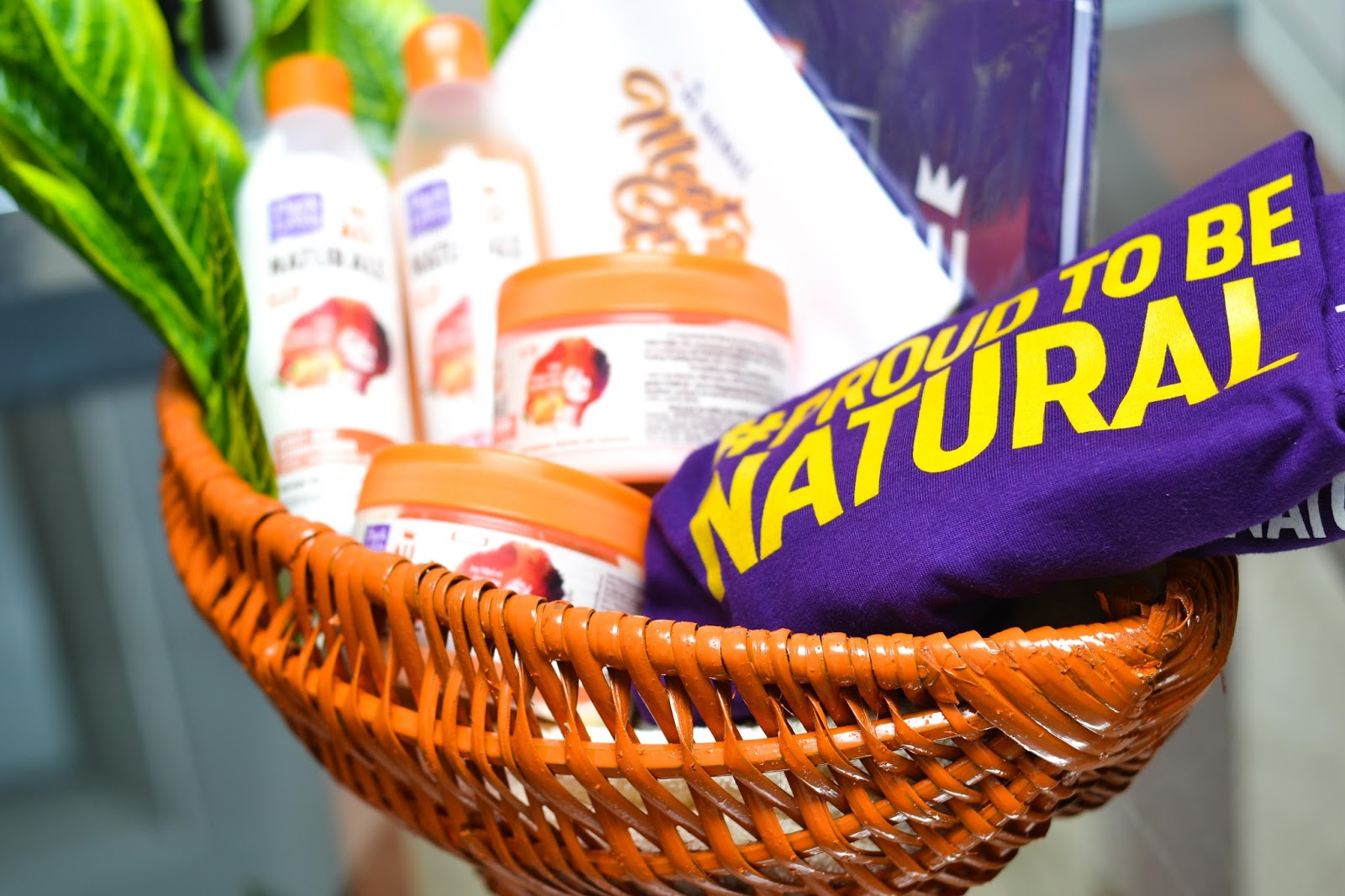 Dark & Lovely Au Naturale Products