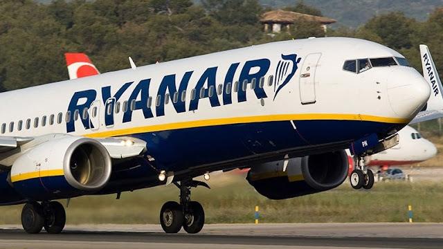 Ιδρύθηκε Σωματείο Πληρώματος Αεροσκαφών Ryanair (R.A.C.U)