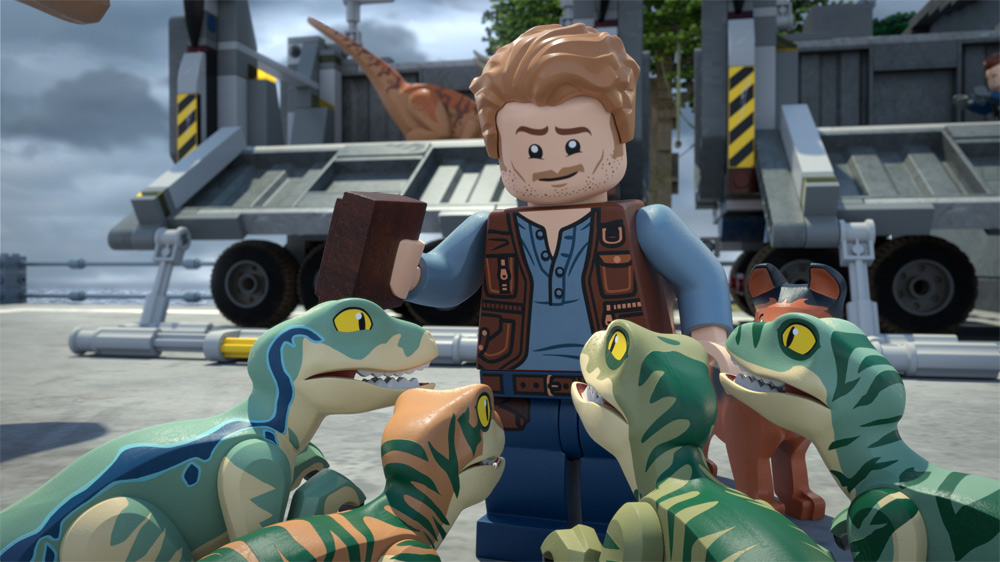 NickALive!: Nickelodeon USA to Premiere New Two-Part 'LEGO