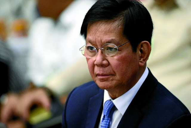 Lacson Lambasted De Lima For Keeping The Witness Matobato A Secret Before The Hearing!