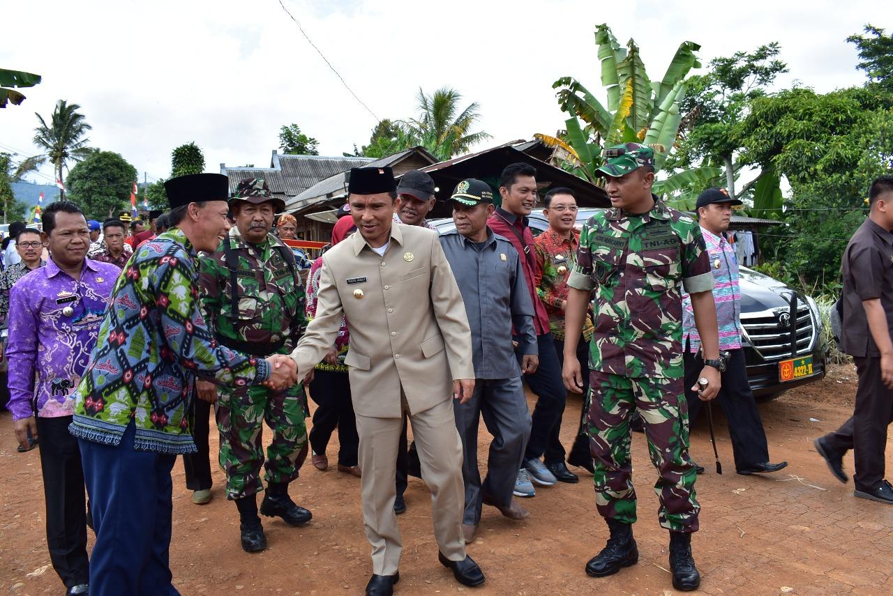 Karya Bakti TNI, Parosil: Pembangunan Daerah Tanggungjawab Bersama