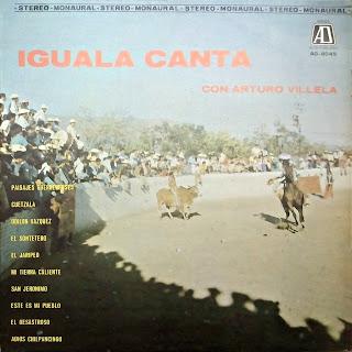 IGUALA CANTA
