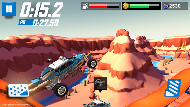 Hot Wheels: Race Off v0.1.3899 Apk Mod (Dinero)