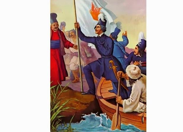 Πρίγκιψ Αλέξανδρος Υψηλάντης: Ο Πόντιος πολιτικός αρχηγός της Επαναστάσεως του 1821