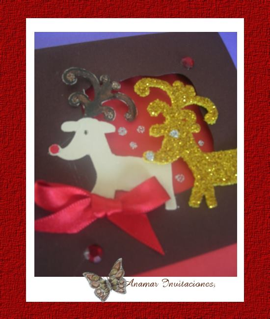 ideas de tarjetas navideas