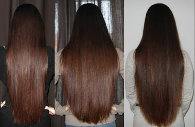 how to growing healthy long hair with fast