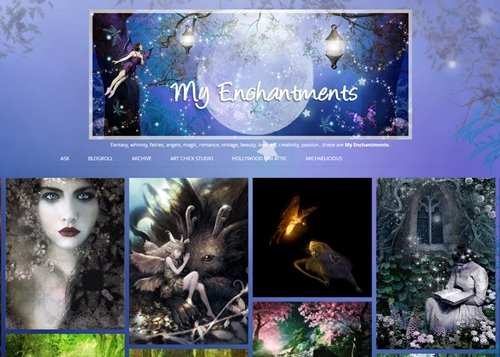 My Enchantments on Tumblr
