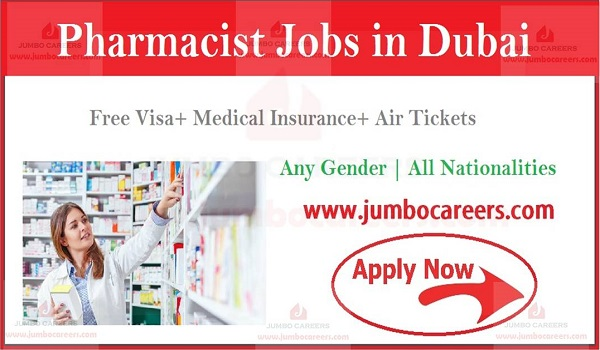 Urgent jobs in Dubai, Dubai jobs with salary and benefits,