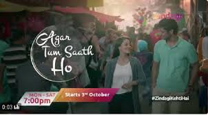 Agar Tum Saath Ho new upcoming tv serial story, timings, TRP rating this week, actress, pics, Promo