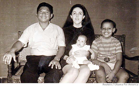 Meddies Blogg: Obamas Mother