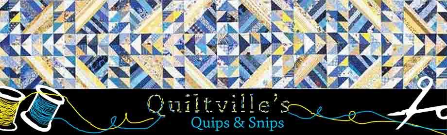 Quiltville Blog
