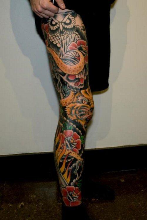 Men's Corner: How Good Tattoos Look Like?