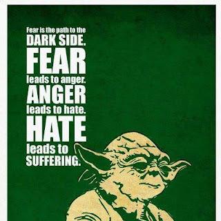 Master Yoda on Jedi Wisdom